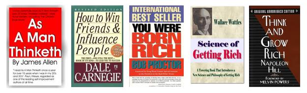 Free Ebooks Bob Proctor, Napoleon Hill, James Allen, Dale Carnegie